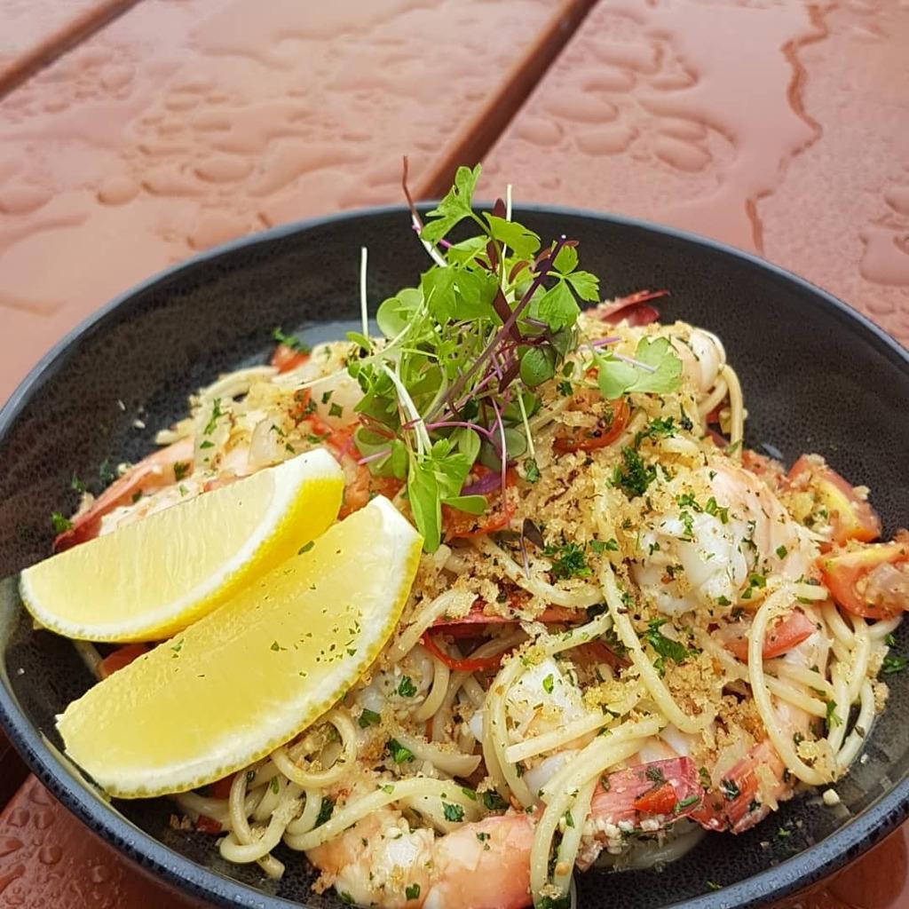 Chilli-Prawn-Spaghetti